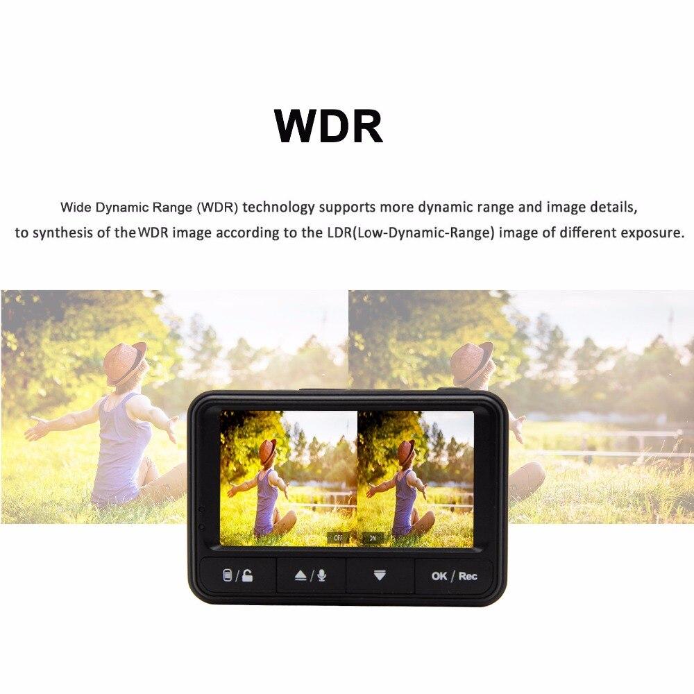 Bluavido Full HD 1080 P Cámara DVR para el coche WDR Novatek 96658 - Electrónica del Automóvil - foto 4