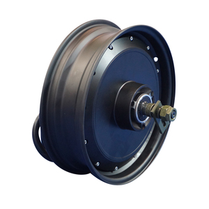 Image 4 - Cost effctive QS 3000W 40H V1.12 BLDC In Wheel Hub Motor for electric scooter