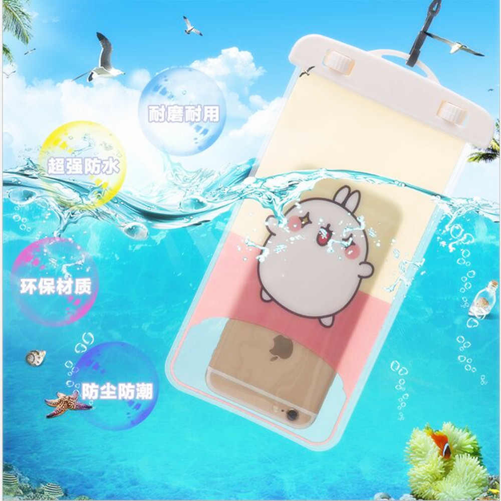Universal Waterproof Case For Ulefone Be Pure Lite Future Metal Paris Lite Tiger U007 Pro Cover WaterProof Pouch Max 6 Phone