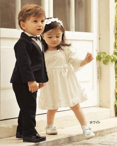 5aac7dfc30da Good quality Baby boy Gents dress suit