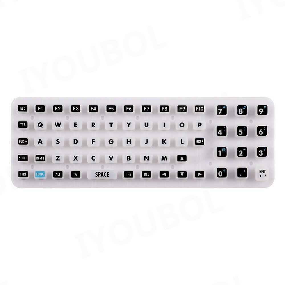 Remplacement du clavier plein format pour clavier externe du symbole VC5090