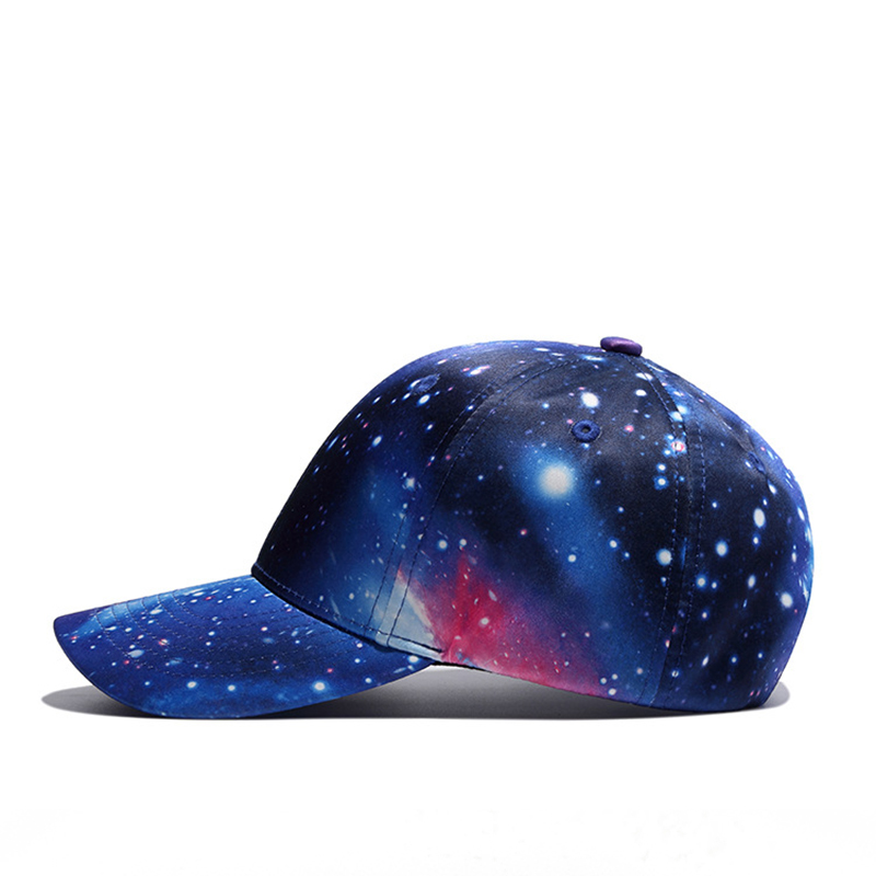 ca6ed052024 Cool Swag Space Star Graffiti Printed Starry Sky Baseball Caps Adjustable  Casual Boys Girls Snapback Hat Brand Hip Hop Bone-in Baseball Caps from  Apparel ...
