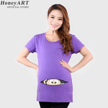 Funny maternity shirts summer style maternity t-shirt joking pregnant t shirt new arrival pregnancy shirt DD097