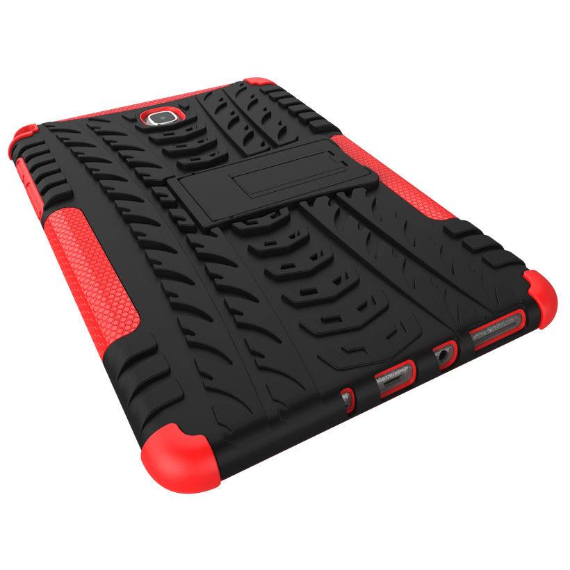 TPU & PC Dazzle Impact Hybrid Kickstand Stand Funda Case For Samsung Galaxy Tab A 8.0 Inch T350 T351 T355 SM-T355 Case Tablet