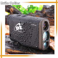 6x 1000M Waterproof Golf Laser Rangefinders Distance Meter Speed Range Finder With Flagpole Lock Function Monocular