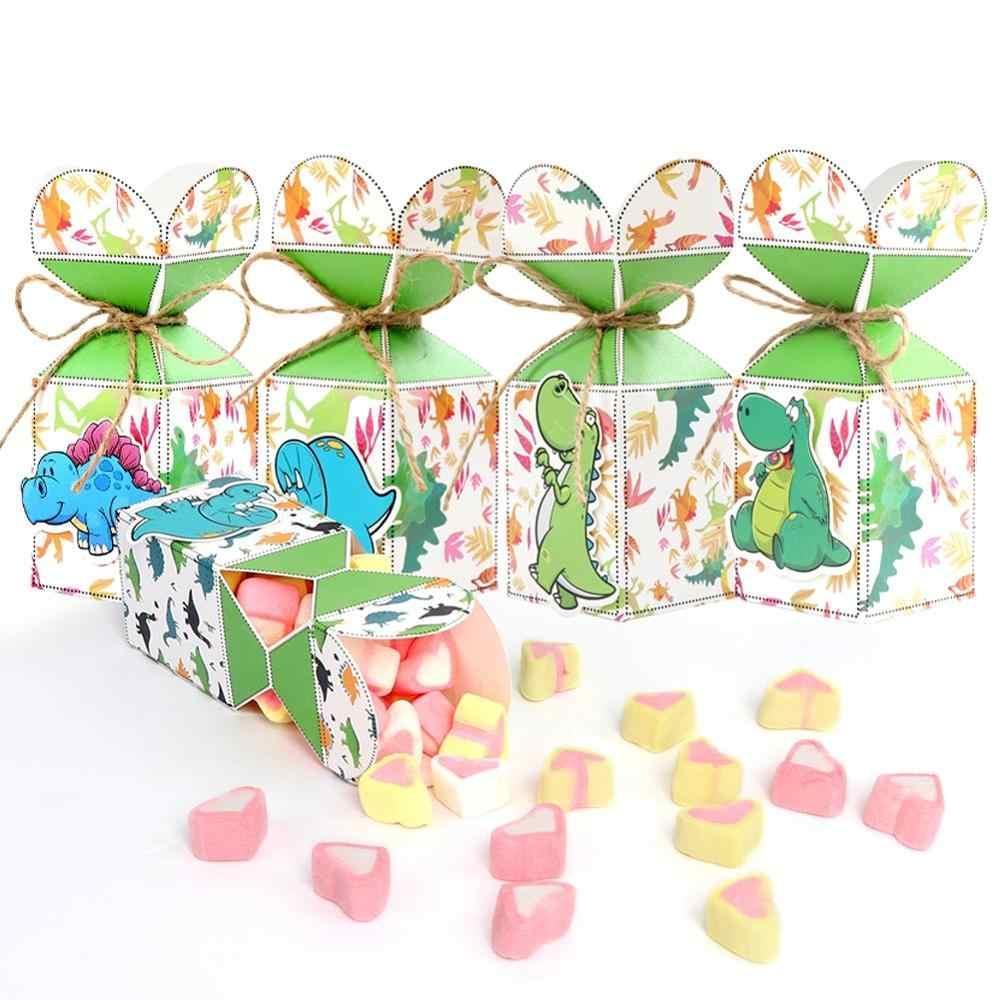Ouwarm caja de dulces para regalar caja bolsas de papel clásicas para regalos fiesta Favor Decoración de cumpleaños temática baby shower Party