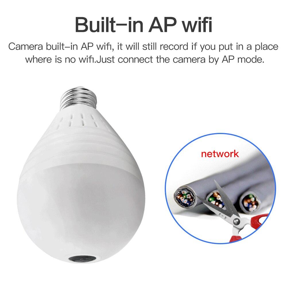 Bulb light camera (19)