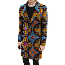 Customize dashiki suits mens african print blazers man fashion brightly pattern african clothing made to measure