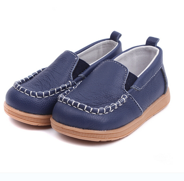 2017 new style childen shoes boys girls shoes fashion style boy girls shoes leisure wholesale leather shoes