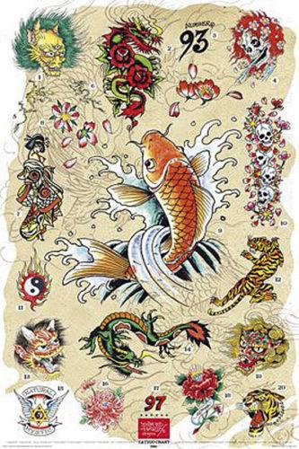 Japonais tigre de tatouage achetez des lots petit prix for Koi japonais prix