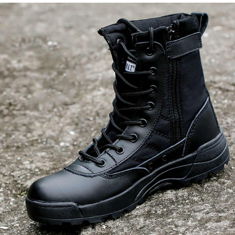 Masorini Men s Military Desert Tactical Boot Shoes Winter Breathable Combat  Ankle Boots Botas Tacticos Zapatos WW a244876706d6