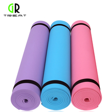 Yoga Mat Anti-slip Yoga Mat 6mm Yoga Kussen Fitness Mat Yoga