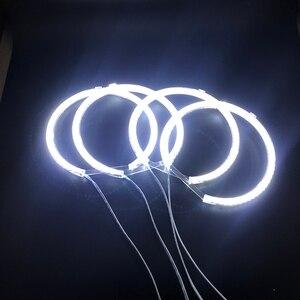Image 5 - HochiTech สำหรับ BMW 5 series E39 OEM 2001 03 Ultra bright SMD LED สีขาวแองเจิลตา 2600LM 12 โวลต์ชุดแหวนรัศมีไฟวิ่งกลางวัน