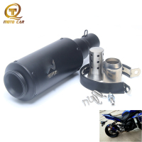 Universal Motorcycle Exhaust Muffler DB Killer 51MM Escape For Honda CB400 Yamaha R6 Nmax 125 Kawasaki