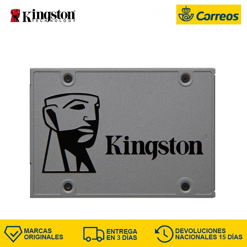 "<font><b>Kingston</b></font> Technology UV500 <font><b>120</b></font> <font><b>GB</b></font> 240 <font><b>GB</b></font> 480 <font><b>GB</b></font> 2.5"" Serial ATA III 520 MB/s 6 Gbit/s image"