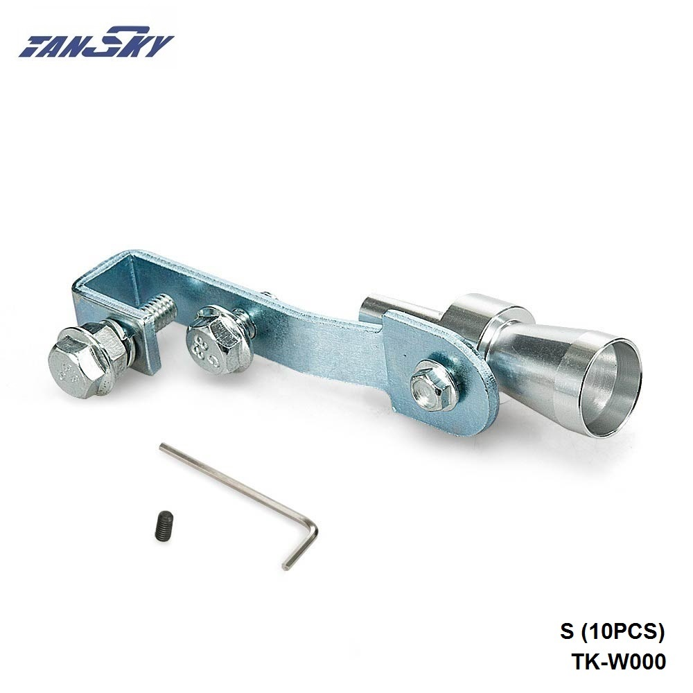 Universal Turbo Sound: 10PCS/LOT Universal Car Turbo Sound Whistle Muffler