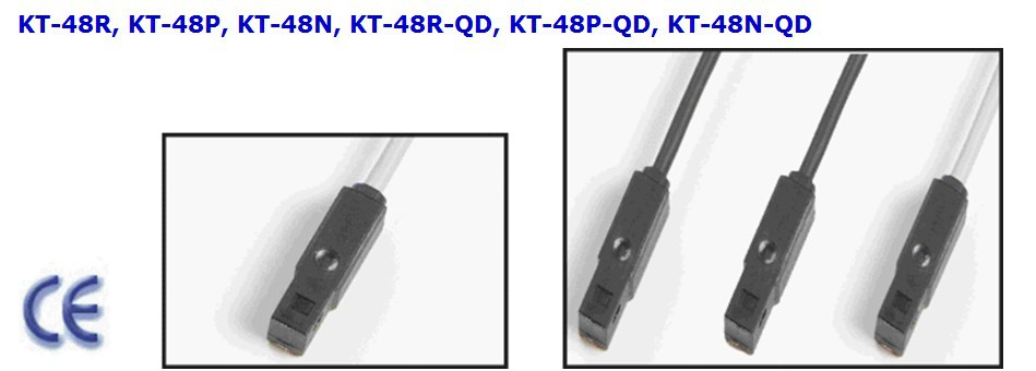 KITA  KT-48R  SENSOR REED SWITCH (LONG WIRE)  AC DC 5-240V kita kt 1000d sensor reed switch long wire ac dc 5 240v