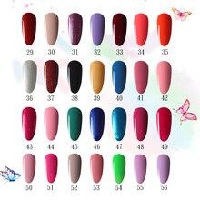 #M029056 m.ladea 8.3ML 140 colors Nail GEL Polish UV Led Long Lasting Nail Gel Polish DIY Nail Art Color bottles