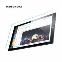 Para teclast tbook 16 de 11.6 pulgadas tablet pc protector de pantalla de cristal templado 2.5d película de borde transparente tablet vidrio mdfundas