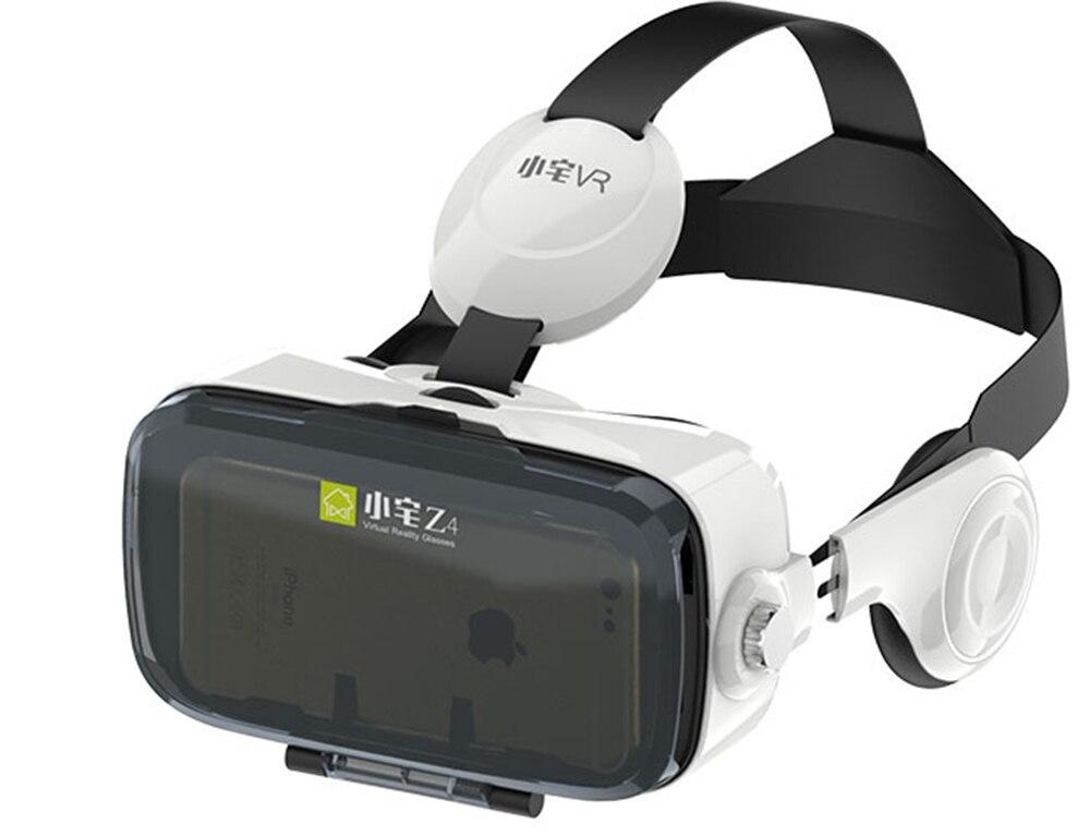 Վիրտուալ իրականություն Google Cardboard VR BOX - Դյուրակիր աուդիո և վիդեո - Լուսանկար 3