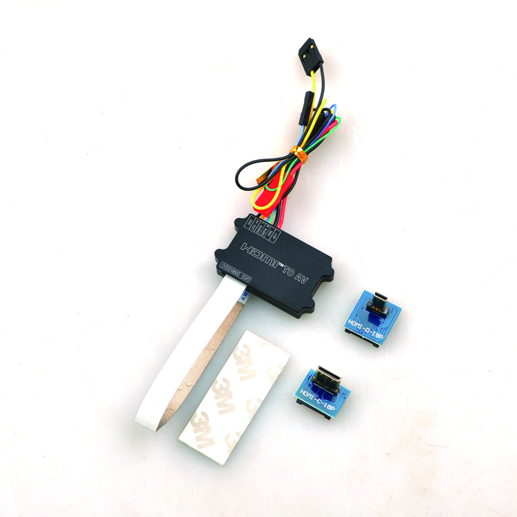 Image 4 - Universal FPV HDMI to AV Converter with Mini HDMI