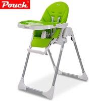 Чехол игрушечный стульчик для кормления Многофункциональный складной портативный столик для кормления малыша ребенок обеденный стол стул