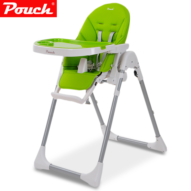 Pouch child dining chair multifunctional folding portable baby dining chair baby dining chair child dining table chair dining chair the lounge chair creative cafe chair
