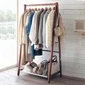 European style wooden creative coatrack