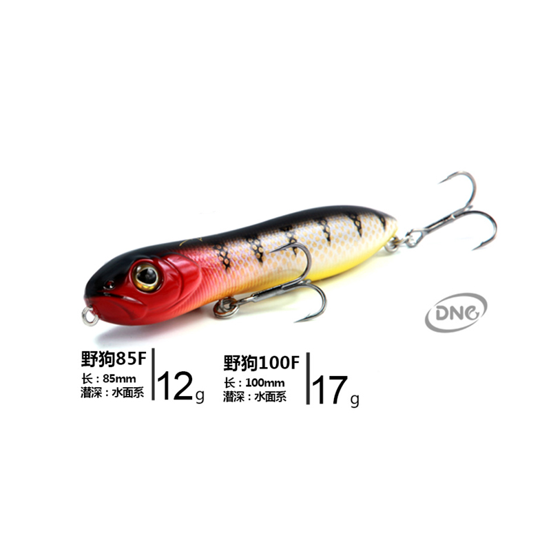 Free shipping Pencil Bait 12g/17g Fishing lure Floating Crankbait Sea Bass Pike Topwater 3D Eyes Plastic Wobbler noeby floating minnow bass pike carp walleye trout plastic fishing wobbler hard baits swimbaits artificial lure set sea 10cm 12g