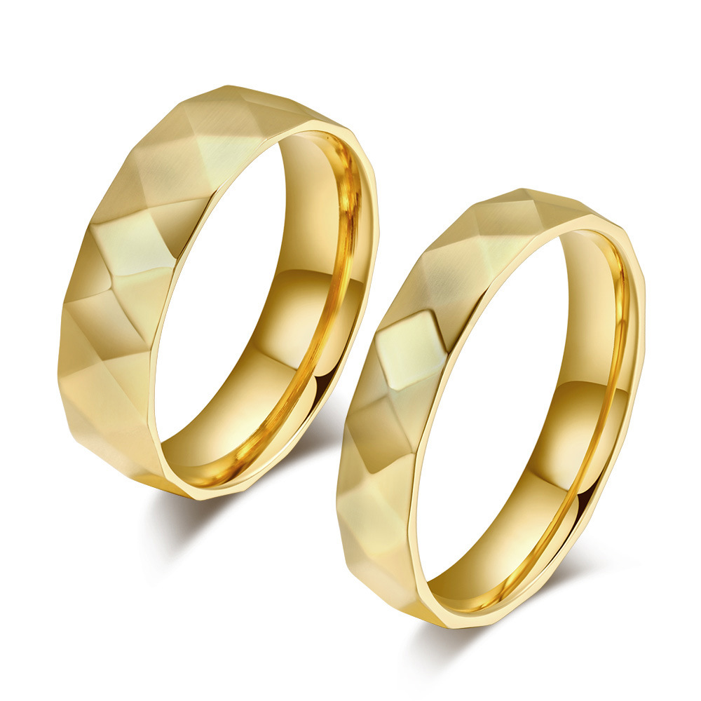 fashion women men rings for lover couple rings titanium steel rings with jewelry many aspects jewelry accesories CR-011