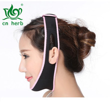 цена на Cn Herb Little Face V Face Thin Face Mask Cloth Japan's Thin Face Dressing Tools