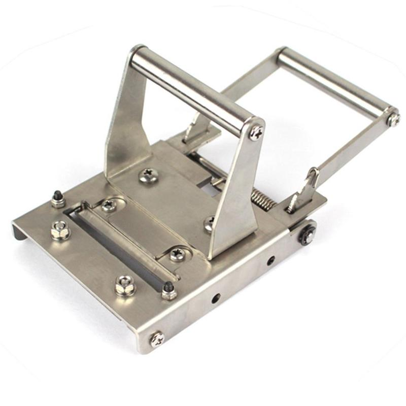 Stainless Steel Portable End Cutter Edge Banding Trimmer Woodworking Tool