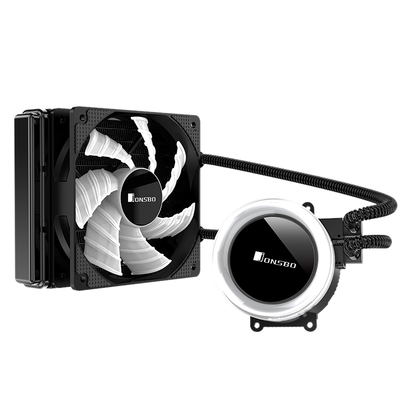 Jonsbo Tw-120 Pc Cpu Water Cooling 4Pin Pwm Integrated Water Cooling Cooler For Lga 775/115X Intel Amd Ryzen Apu ComputerJonsbo Tw-120 Pc Cpu Water Cooling 4Pin Pwm Integrated Water Cooling Cooler For Lga 775/115X Intel Amd Ryzen Apu Computer