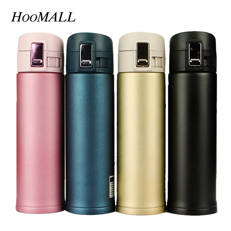 Hoomall Stainless Steel Travel Coffee Termos Portable ...