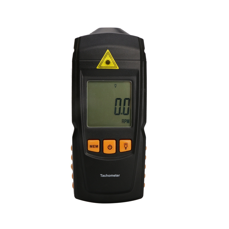 все цены на Portable Digital Laser Tachometer Non-contact LCD Tach RPM Meter Rotate Speed Detector Wide Measuring Range 2.5-99999RPM