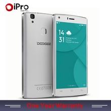 "Original doogee x5 max teléfono celular smartphone android 6.0 4000 mah huella digital 5.0 ""1280*720 ips mtk6580 1 gb + 8g teléfonos móviles"