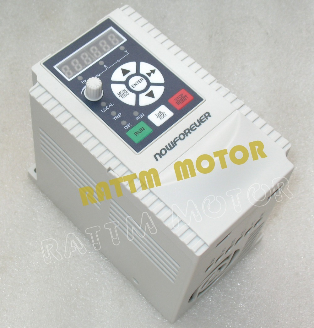 NEW 1 5KW Variable frequency driver Inverter VFD 2HP for Spindle