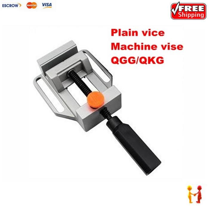 1PC Mini fixture table vice DIY good assistant woodworking bench vice mini piller for cnc machine etc