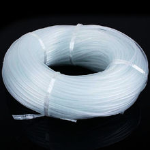 High Quality 4*6mm Soft silicone Oxygen Pump Hose for Air Bubble Stone Professional Aquarium Fish Tank Pond Pump Hot Sale 4-6mm(China)