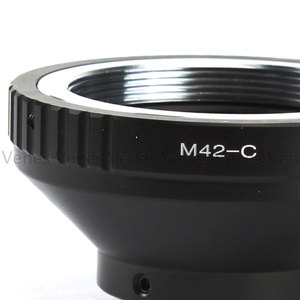 Image 5 - VENES M42 C Mount, Adapter ring voor M42 Lens Pak voor C Mount Camera, voor C mount Film Film Bolex Video Camera Adapter Ring