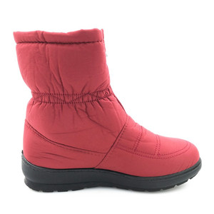 Image 3 - snow boots 2017  Winter zimnafr brand warm non slip waterproof women boots mother boots casual cotton autumn boots female shoes