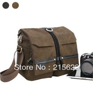 Rush r6712 плеча DSLR Камера рюкзак ноутбук холщовый мешок для Canon Nikon sony подобные NATIONAL GEOGRAPHIC NG W2140