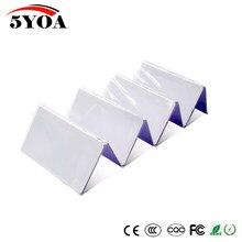Em4305 t5577 duplicador cópia 125khz rfid cartão de proximidade regravável gravável controle acesso duplicado clone copiável