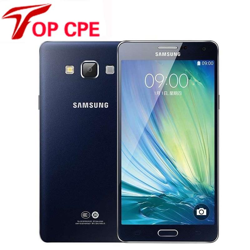 Original Unlocked Samsung Galaxy A7 A700s