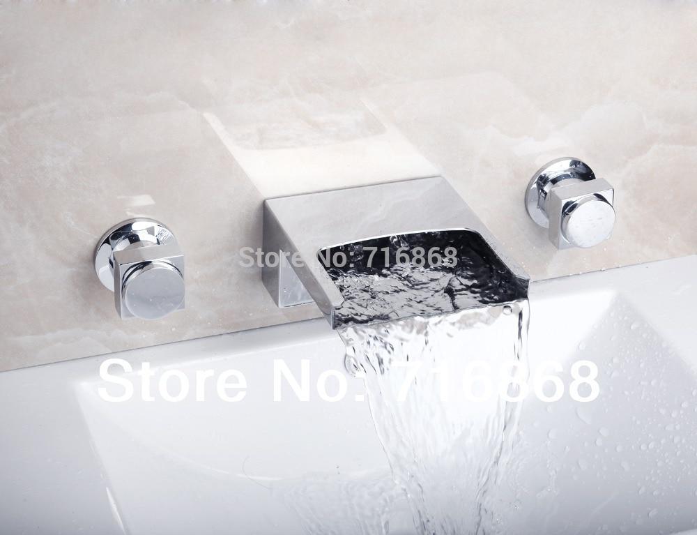 Piece Bathroom Faucet PromotionShop For Promotional  Piece - 3 piece bathroom faucet
