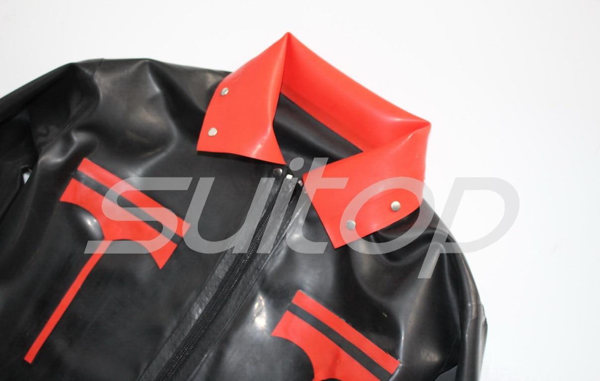 Латекс единый стиль резиновая военные платье