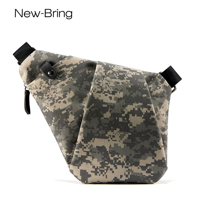 NewBring сумки на плечо для Для мужчин Водонепроницаемый нейлон Crossbody сумки мужской сумка Повседневное путешествия Сумки