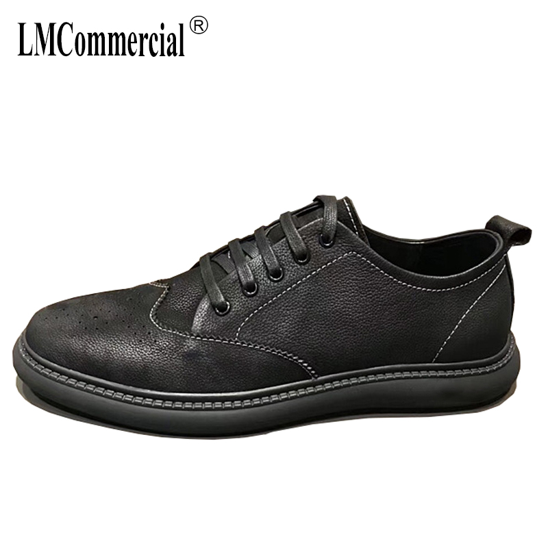 male Genuine Leather shoes all-match cowhide men's casual shoes lazy breathable sneaker fashion boots men Leisure shoes spring 2017 new spring imported leather men s shoes white eather shoes breathable sneaker fashion men casual shoes