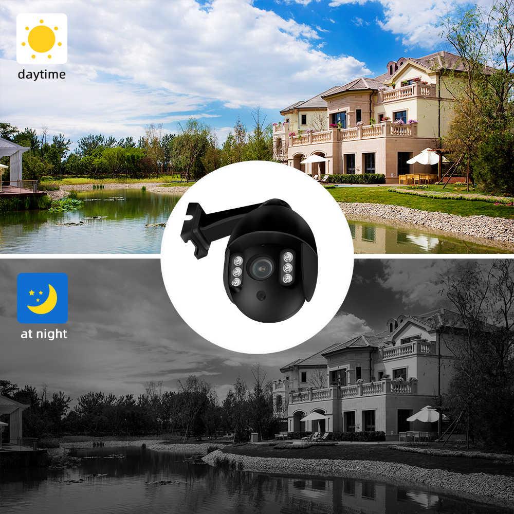 Vstarcam HD 1080P 4X увеличительная IP камера Wifi наружная IP66 Водонепроницаемая ИК-видение PTZ скоростная купольная CCTV камера наблюдения PTZ