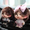 Кики На Выходе Духи Лук Автомобиль Духи Духи Кукла Поставки Автомобильной Кондиционирования Воздуха И Кики